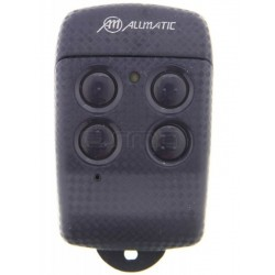 Allmatic B.RO4WN 4 channel rolling code keyfob