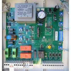 Twister 230 control board user manual 2015-2016