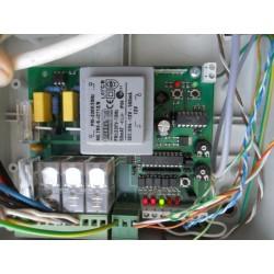 Roll/2-A (PLUTO) vezérlés műszaki útmutató