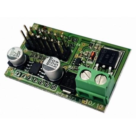 Proteco PMEL 04 elektromos zár vezérlő modul