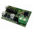 MEL 04 elektromos zár vezérlő modul