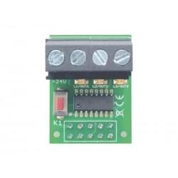 Domus 3 kimenetes kiegészítő modul T011 vezérlésekhez