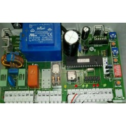 Twister 230 control board user manual 2006