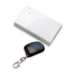 Satel RX-4K 4 csatornás rádióvevő 1db. távirányítóval