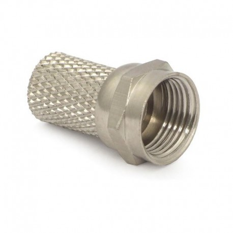 F connector RG6 6.8mm