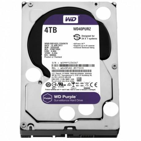 WD10 PURX 1 TB SATA HDD