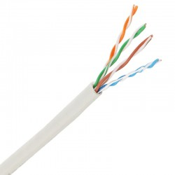 UTP ethernet cable Cat5E Cu