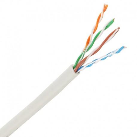 Cat5E Cu ethernet kábel