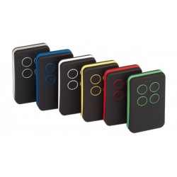 TX MULTICOLOR universal rolling code remote control key fob