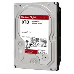 WD80EFAX 8TB Western Digital RED NAS merevlemez