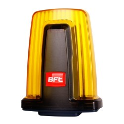 BFT Radius LED BT A R1 24V flashing light with built-in aerial
