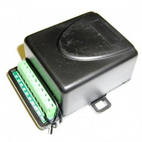 KT-01 univerzális 2 csatornás rádióvevő