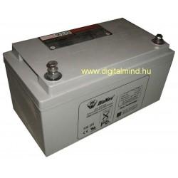 12V 65Ah Diamec DM12-65 Blei-Säure-Batterie