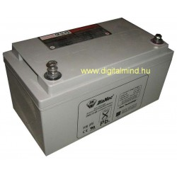 12V 65Ah Diamec DM12-65 sealed lead acid battery
