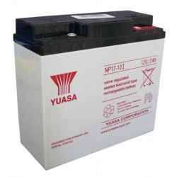 12V 17Ah Yuasa NP17-12 sealed lead acid battery