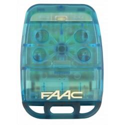 FAAC T4 433LC (TE4433H) 4 csatornás távirányító (megszűnt)