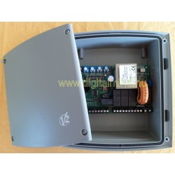 V2 Flexy 2 control panel