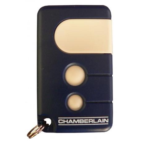 Chamberlain / Liftmaster 4335E 3 csatornás ugrókódos távirányító