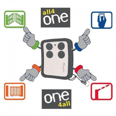 Why Evo univerzális multifrekvenciás távirányító