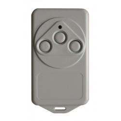 Proteco TX433 3 csatornás kapunyitó távirányító