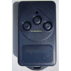 TX433B 3 csatornás kapunyitó távirányító