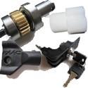 Parts of swing gate motors