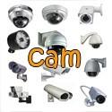 Analóg AHD, HD-TVI, HD-CVI, Turbo HD kamera